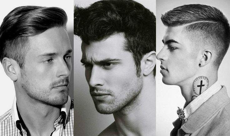 Em todos os cortes masculinos atuais, a grande pedida são as laterais aparadas em degradê. E a arte do cabeleireiro está justamente em fazer esse trabalho, que pode ser de vários tipos, com máquina ou tesoura. A gente explica o que muda de um estilo para outro na nova matéria do site.