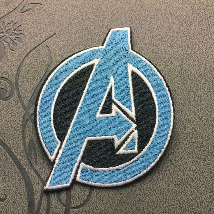 The Avengers patch Individuality Hat patches Embroidered Iron on Patches sew on patches Movie patch