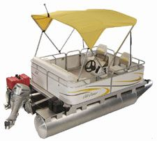 Small Pontoon Boats from Gellgetter !