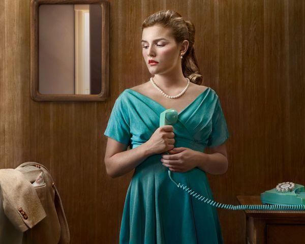 FEMALE NARRATIVES by KRISTINA VARAKSINA, via Behance