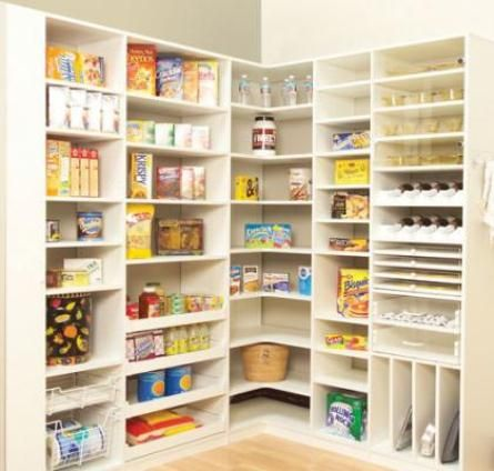 8 best Hopes Pantry images on Pinterest Pantry shelving