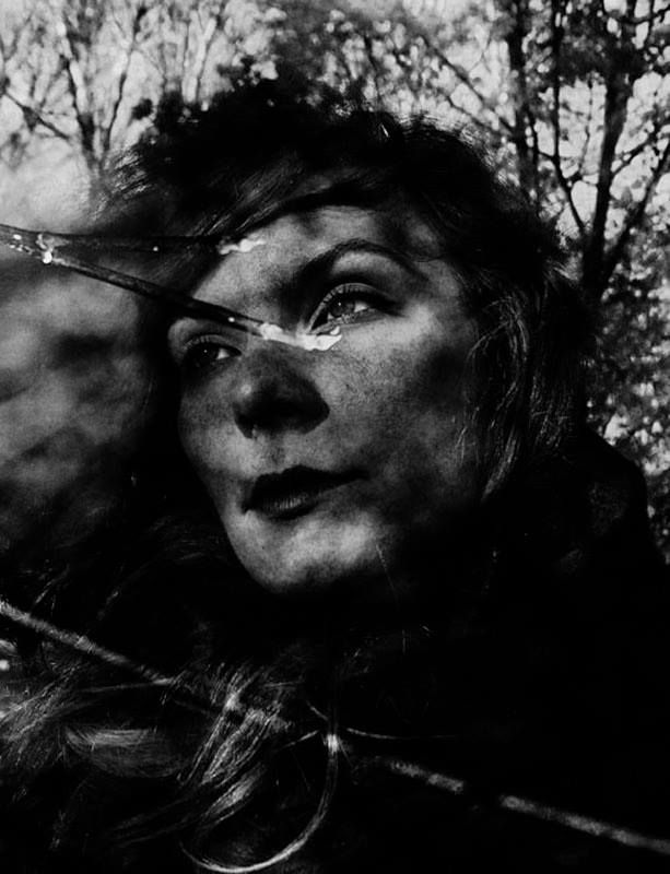 """Minerwa"" - portrait of Kasia by Vincent Tate, 2015"