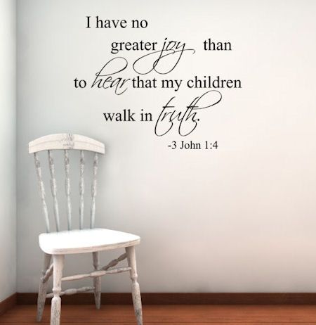 Best Text Wall Decals Images On Pinterest Wall Decals Vinyl - Bible verse nursery wall decals