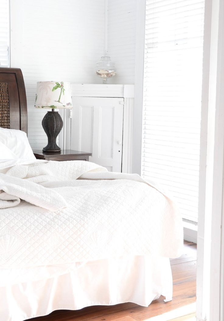 Enhance Your Love Of Natural Light With This Stunning Bright White Home  Tour. Paint Your