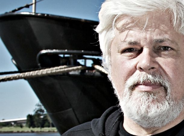 Environmental Pirate Paul Watson: He is wanted in two countries for his actions to save endangered marine wildlife. Worth reading! http://www.worldcrunch.com/green-or-gone/environmental-pirate-paul-watson-runs-aground-in-paris/c25s20565/