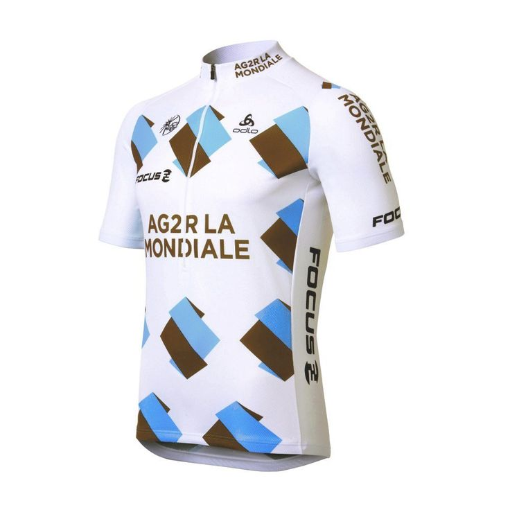 AG2R La Mondiale Team Maillot Chaqueta Cycling T-Shirt €48 / $119 Consíguelo en: http://equipacionesciclismo.com/producto/maillot-de-ciclismo-del-equipo-ag2r-2014/ #AG2Rteam #AG2R  #equipoAG2R #cyclinggear #cycling #equipamientociclismo #equipacionesciclistas #equipacionesciclismo #ciclismo