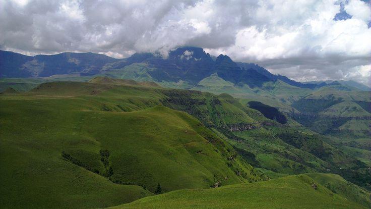 The Drakensburg