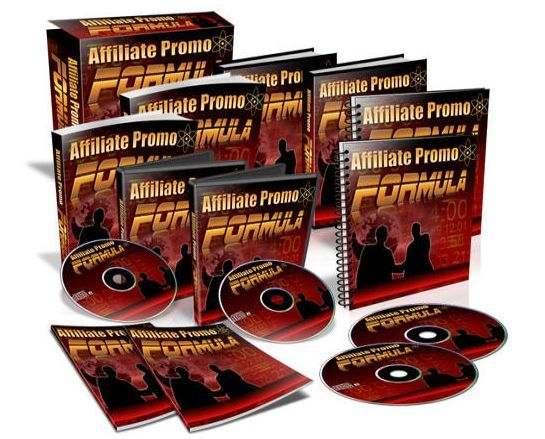 Affiliate Promo Formula Review – Best complete Video Tutorial about How to Become Success Affiliate Marketer – JVZOO MARKET REPORT