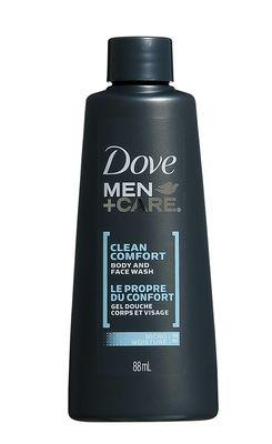 DOVE MENS CLEAN COMFORT BW