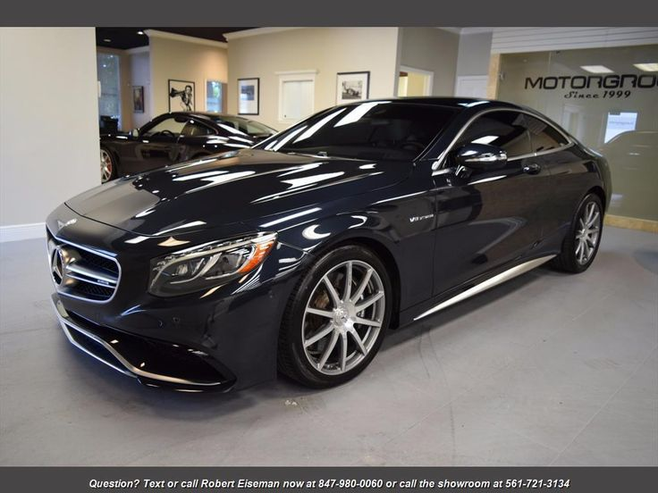 Awesome Amazing 2015 Mercedes-Benz S-Class S 63 AMG 2015 Mercedes-Benz S-Class 2017/2018