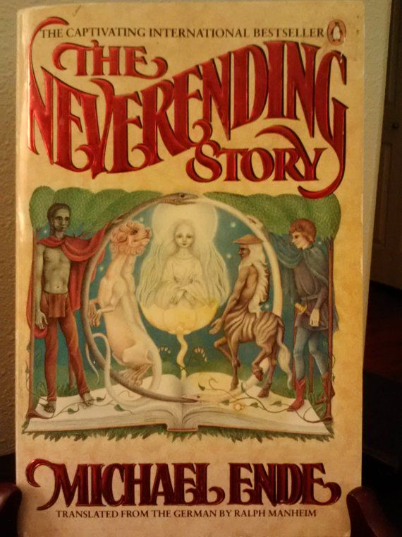 The Neverending Story  Michael Ende   1983 by wildharebooks, $24.00