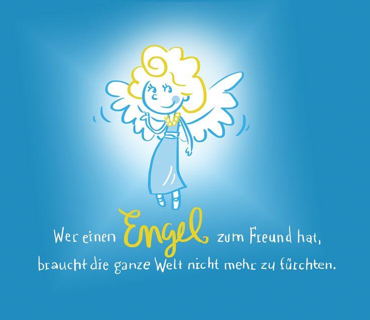 Einen Engel als Freund