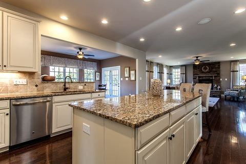 Customizing your custom home will help you feel at home from the day you move in.