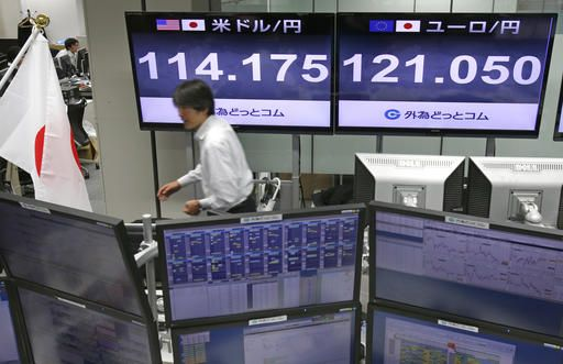 SEOUL, South Korea (AP)(STL.News) — European stock markets fell slightly in early trading after Asian stock markets finished higher on Thursday as upbeat factory data from China boosted investor sentiment.  KEEPING SCORE: Britain's FTSE 100 lost 0....