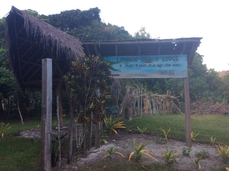 Lonnoc beach lodge gateway santo Vanuatu