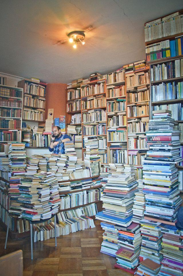 Cinco librerías para descubrir en Bogotá