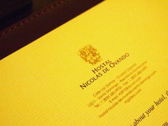 Ten photos from Hostal Nicolas de Ovando | Life In Luxury