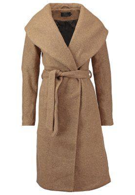 In diesen Mantel verliebst du dich sofort! ONLY ONLSCOOP - Wollmantel / klassischer Mantel - tannin für 59,95 € (10.11.15) versandkostenfrei bei Zalando bestellen.