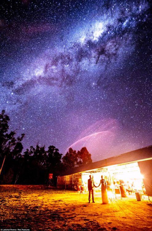 Under The Stars, Wedding Pics, Starry Night, Milkyway, Wedding Photos, Wedding Portraits, Wedding Pictures, Night Sky, Milky Way