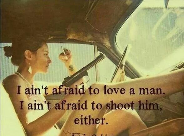 Mob wife kinda quote