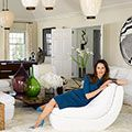 Samantha Boardman and husband Aby Rosen transformed a traditional Southampton estate into an art-filled oasis.