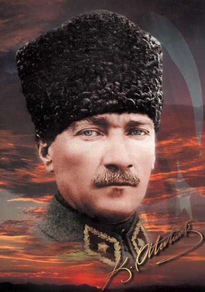 Atatürk Poster
