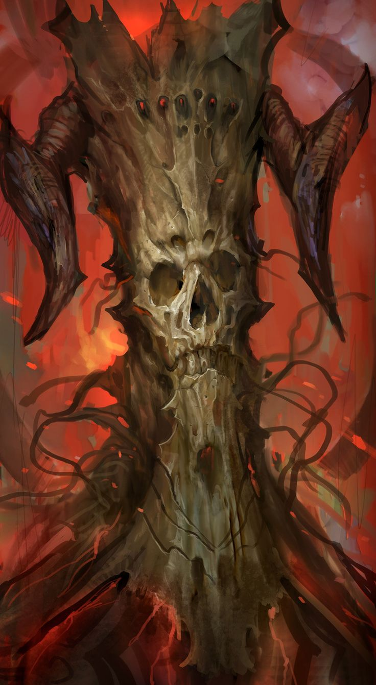 ArtStation - Skeleton Lord, jeremy chong