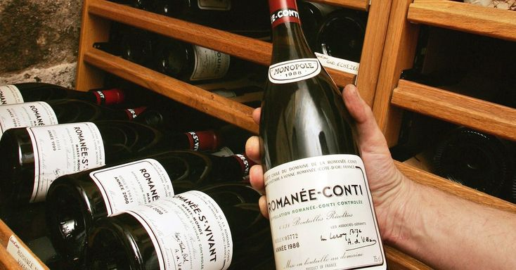 #MONSTASQUADD Assistant to Goldman Sachs Executive Stole and Sold His Rare Wines, U.S. Says