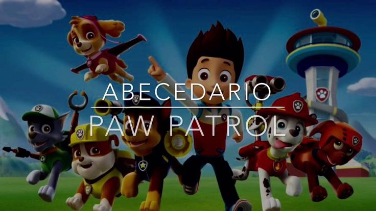 #abc #abecedario #patrulla #canina #paw #patrol #baby #español #for #kids #kindergarten #preschool #infantil #videos #infantiles #youtube #preescolar #bebes #guarderia #jardin #kinder #maternal #online #actividades #lectura #lectoescritura #nombres #everest #marshall #chase #rubble #rocky #ryder #rabel #skye #zuma #dibujos #vehiculos