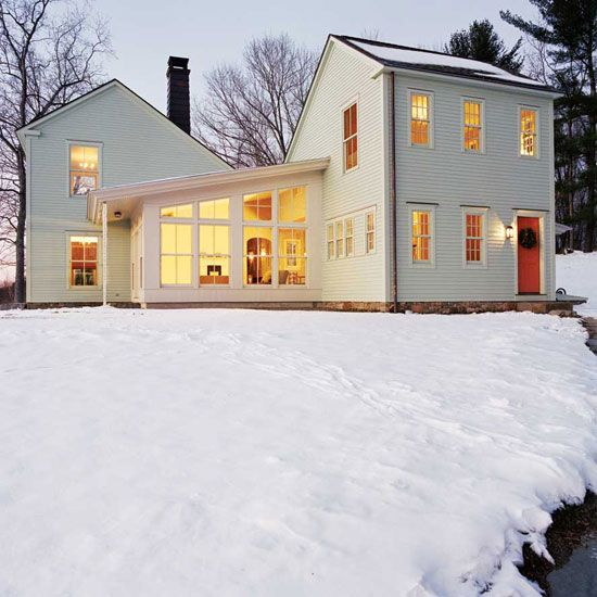 Energy-Saving Tips: 5 Ways to Lower Your Heating Bill - Healthy Home - Mother Earth Living