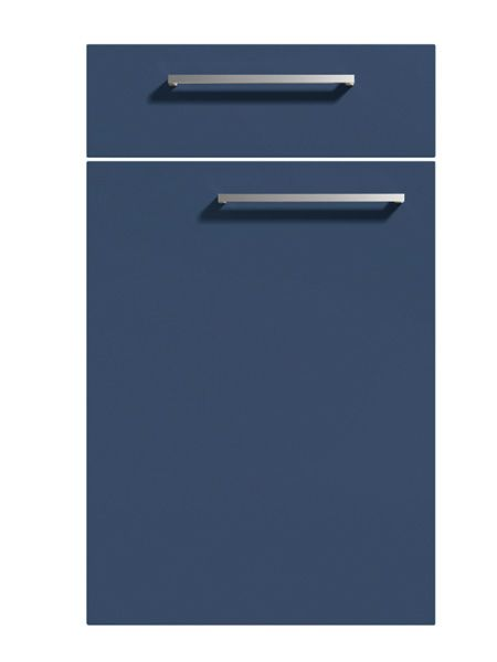 Cool Nolte K chen Front Blaubeere softmatt B