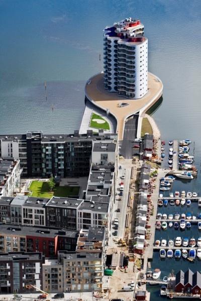 Inner harbour, Copenhagen