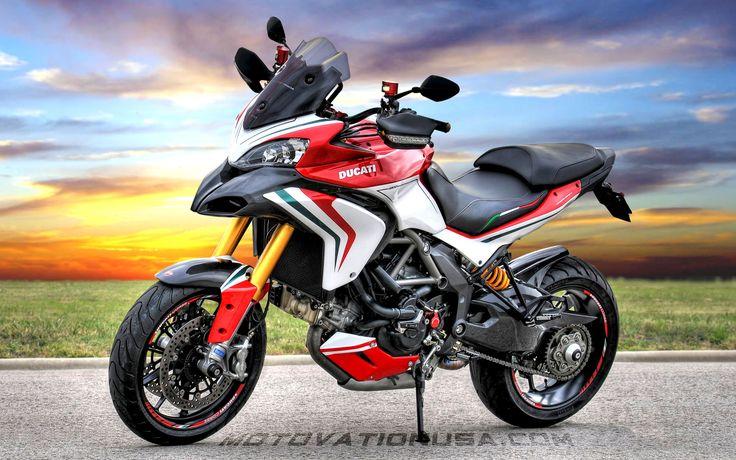 Ducati Multistrada 1200 Enduro - (www.motorcyclescotland) #Touring #Scotland #LoveMotorcycling)