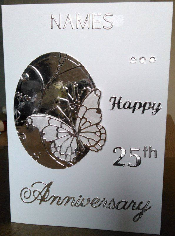 13 Best Anniversary Cards Images On Pinterest