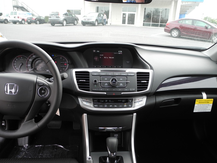 2013 Honda Accord Sport CVT Crystal Black Pearl Further Details Can Be Found On Hagerstown Hondas