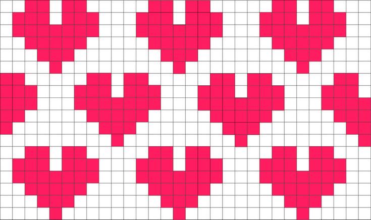 Neulo ystävälle sydänlapaset tai siksaktumput | Kodin Kuvalehti