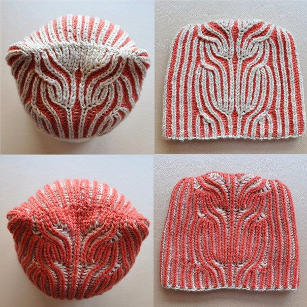 What Does Knit One Stitch Below Mean : 1746 best images about Cable, aran, brioche, fishermans rib, knit one be...