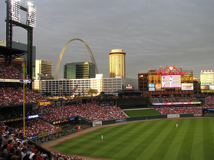 Busch Stadium, where magic happens