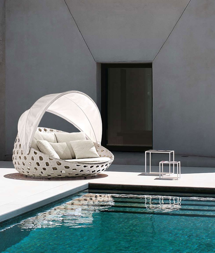 Chaiselongue design  12 best Outdoor Furniture images on Pinterest | Outdoor furniture ...