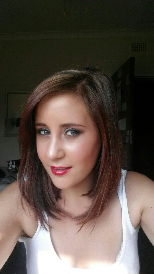 #RedLips #Revlon #Alila #Leonasmakeupartistrg