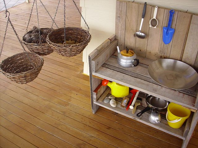 110 Best Images About Mud Kitchens On Pinterest Diy