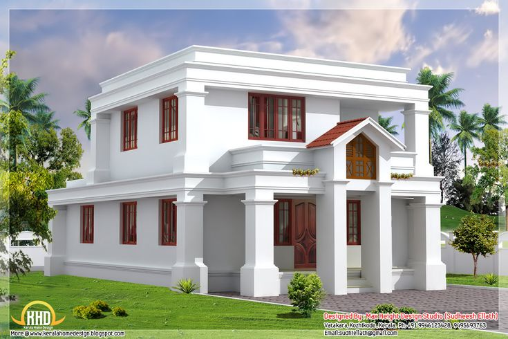 Kerala home design architecture house plans home for Indian style house plans photo gallery