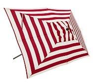 Rectangular Umbrella - PB Classic Stripe