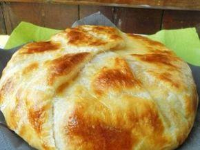 Receta   Queso brie en hojaldre con mermelada de albaricoque - canalcocina.es