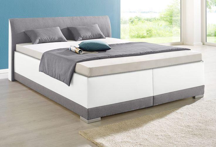 die besten 25 polsterbett mit bettkasten ideen auf pinterest polsterbett 180x200 lattenrost. Black Bedroom Furniture Sets. Home Design Ideas