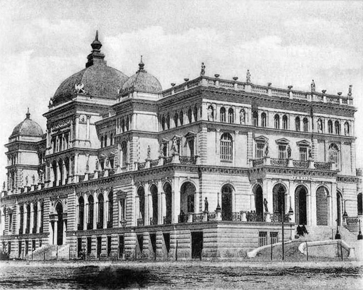 Νέο Φάληρο, αρχές 20ου αιώνα, Μέγα ξενοδοχείο Akteon Palace.