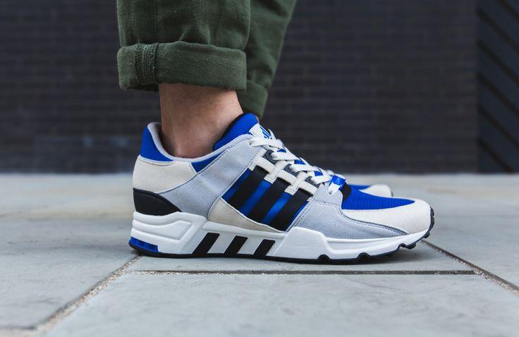 Adidas Eqt Running Support Blue