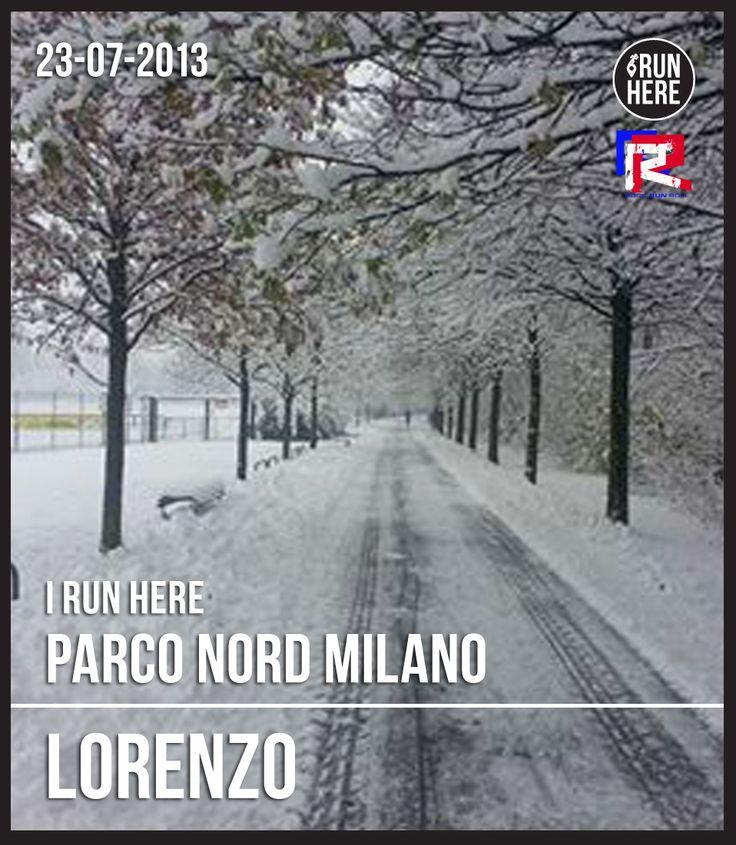 LORENZO, PARCO NORD MILANO