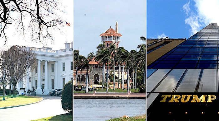 Three groups are suing the Trump administration for failing to respond to a Freedom of Information Act (FOIA) request to release records concerning White House visitors and Trump's residences in Florida and New York. The lawsuit, Doyle v. US...