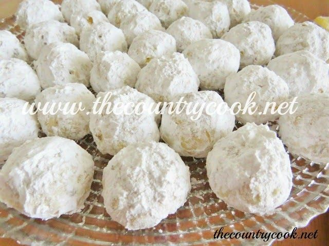 wedding cake cookies with pecans southern pecan butterballs recipe my snowball and 22249